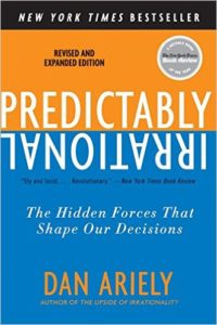 Predictably Irrational -- Summary