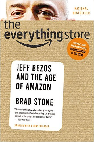 The everything store -- Summary