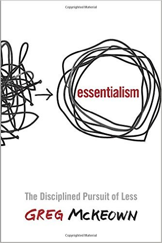 Essentialism -- Summary