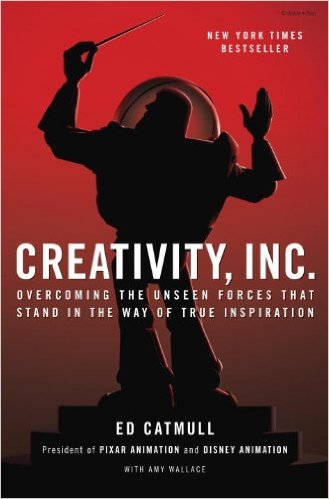 Creativity Inc. -- Summary