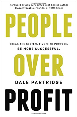 People over profit -- key concepts