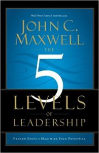 5 levels of leadership -- Book Summary