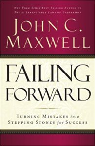 Failing forward -- Book Summary