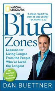 The Blue Zones -- Book Summary