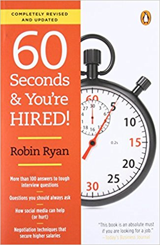 60 seconds and you're hired — Summary