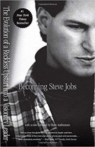 Becoming Steve Jobs - Summary