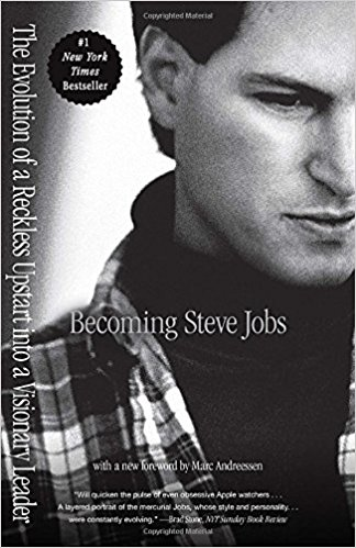 Becoming Steve Jobs – Summary