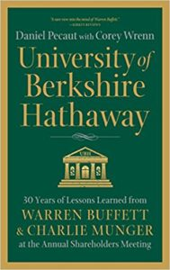 Lessons from University of Berkshire Hathaway