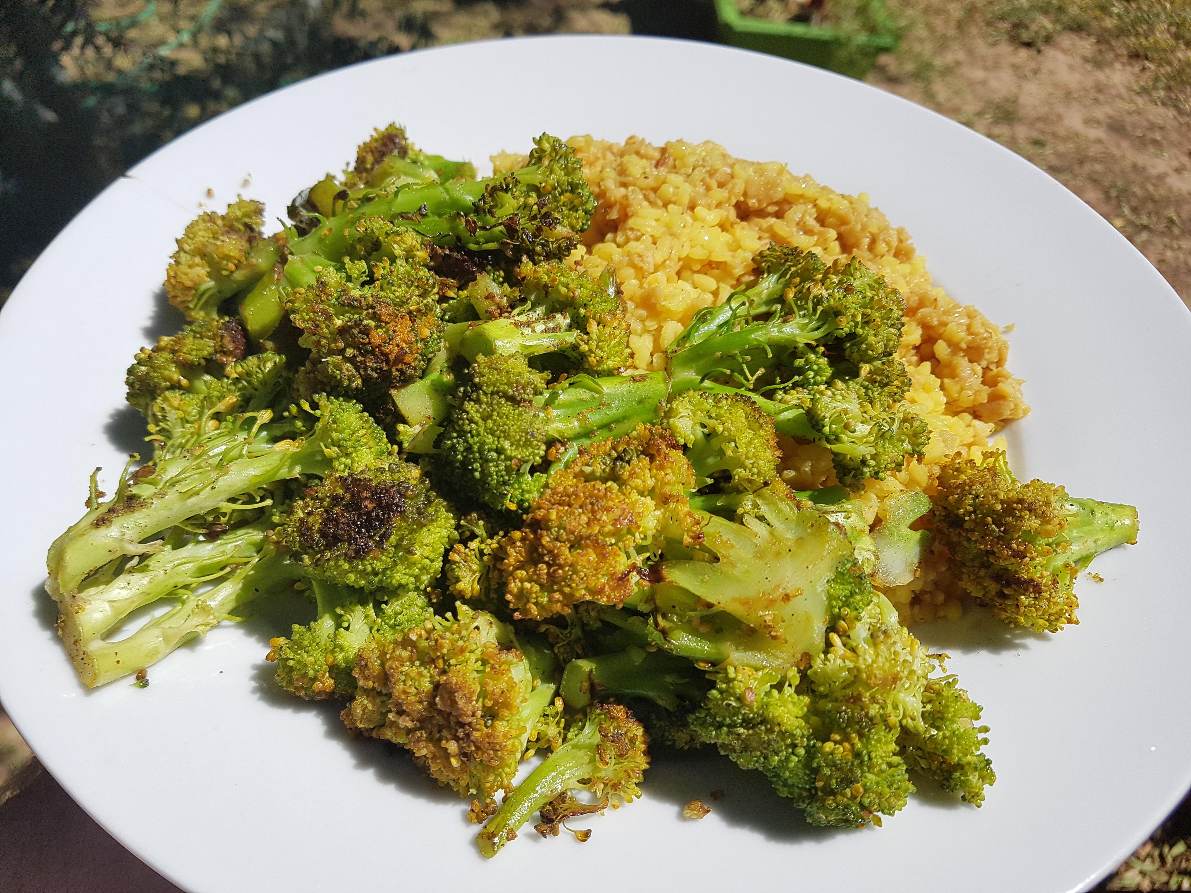 Brócoli Salteado