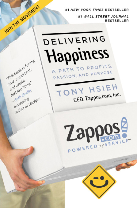 Lessons from — Delivering Happiness