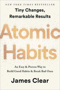 Atomic Habits -- Summary