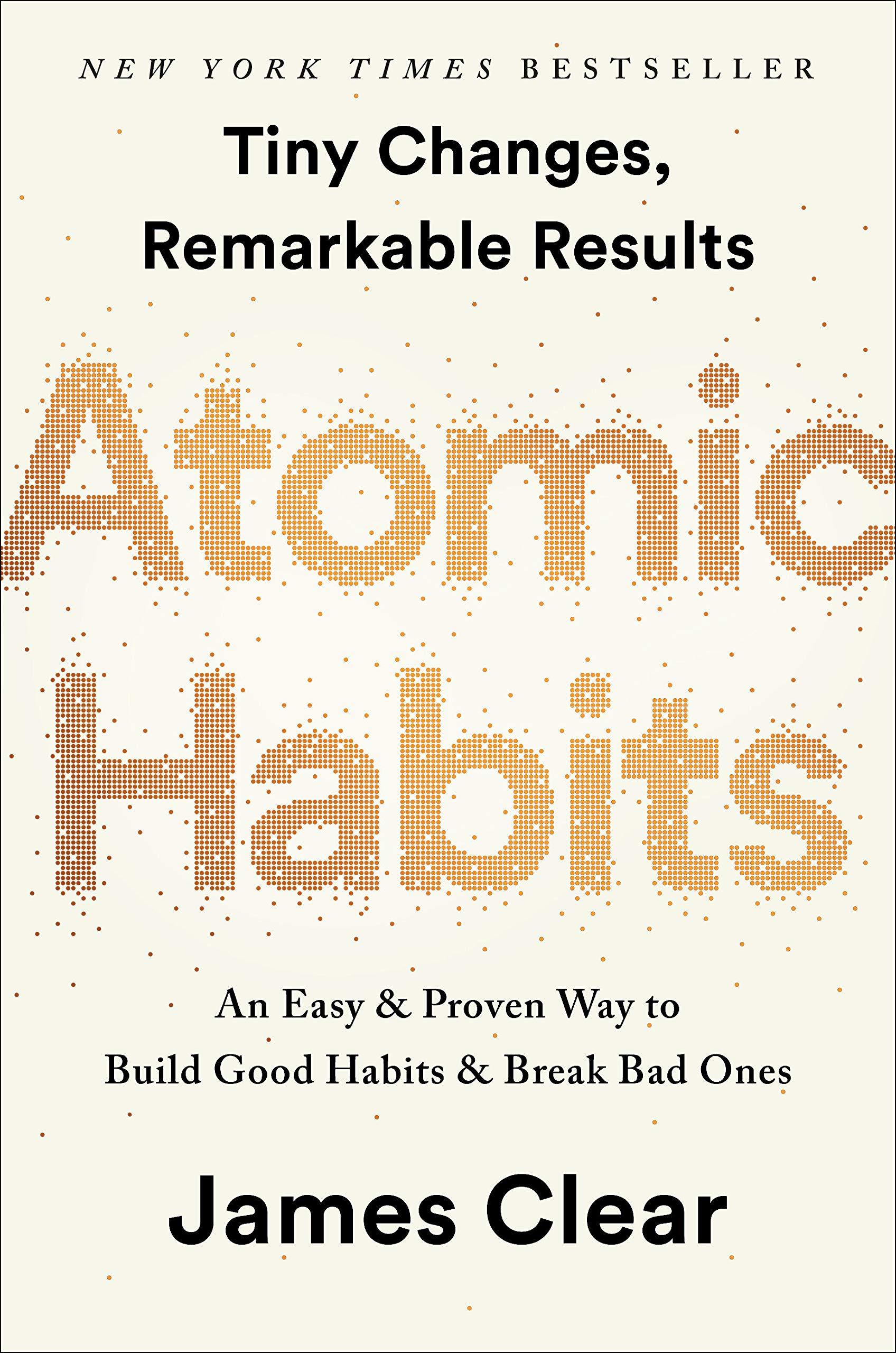 Atomic Habits — Summary